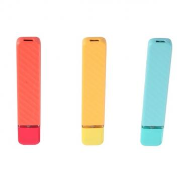 5% Nic Salt 15 Flavors Puff Bar Disposable Electronic Cigarette